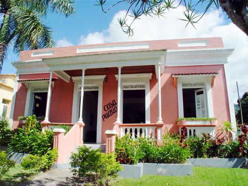 Adjuntas cne centro para una nueva econom a center - Casa pueblo fotos ...