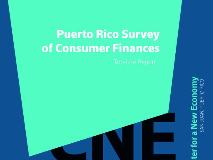 Puerto Rico Survey of Consumer Finances: Top-Line Report