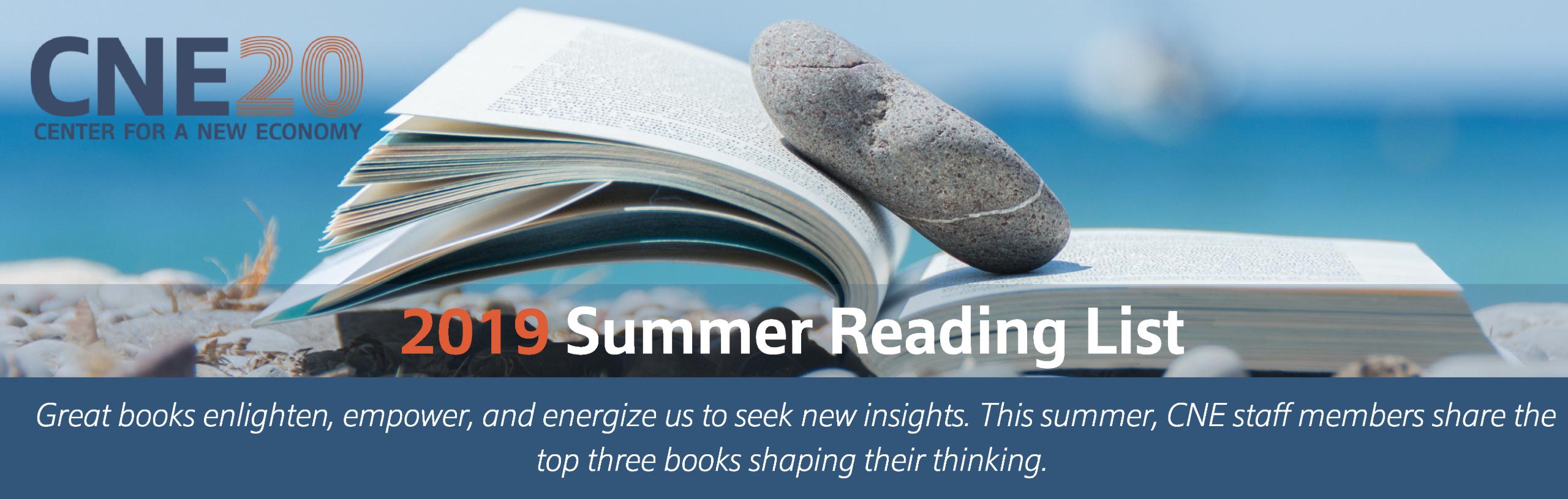 2019 Reading List header