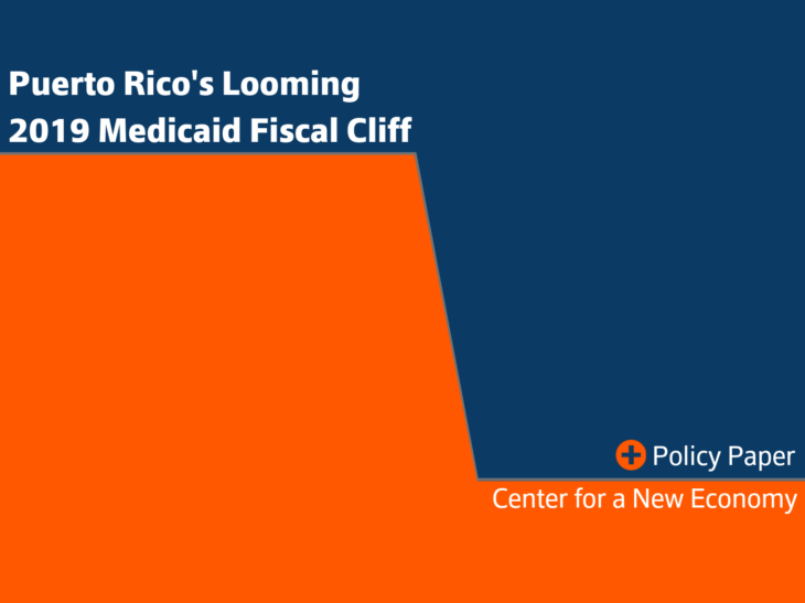 Puerto Rico's Looming 2019 Medicaid Fiscal Cliff