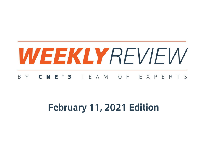 Weekly Review – February 11, 2021