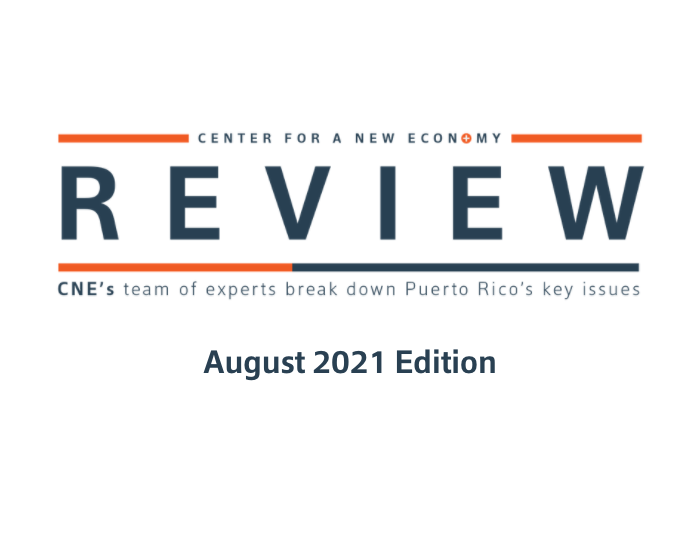 CNE Review – August 2021
