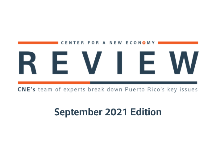CNE Review – September 2021