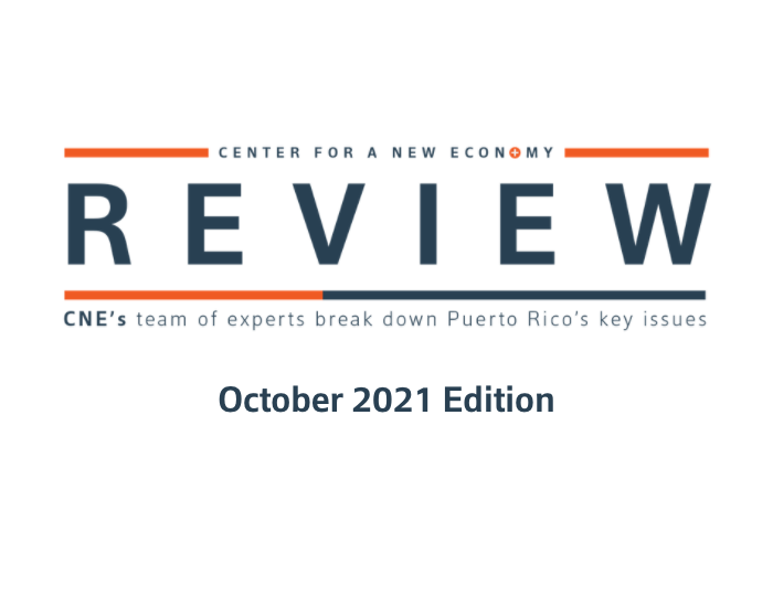 CNE Review – October 2021